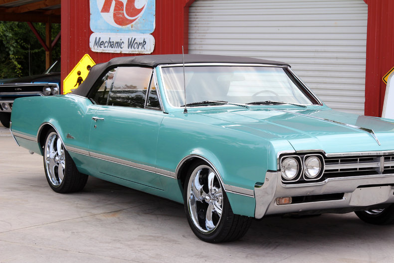 1966 Oldsmobile Cutlass  Classic Cars  Muscle Cars For Sale in