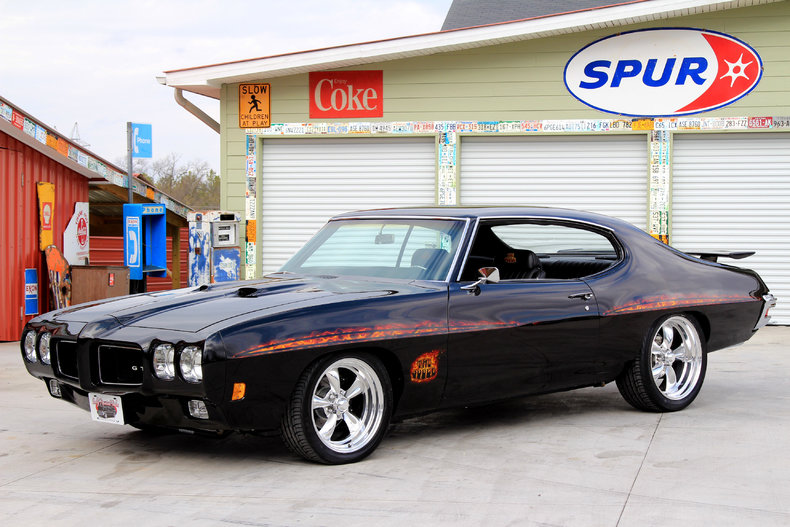 1970 Pontiac GTO | Classic Cars & Muscle Cars For Sale in ...