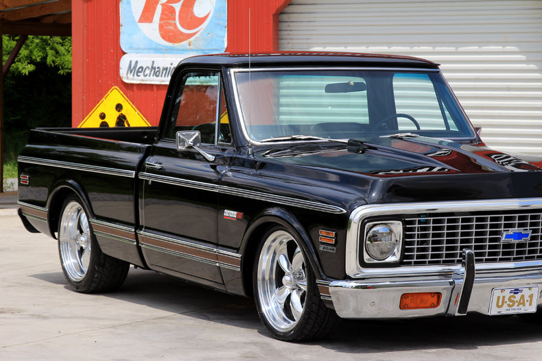 1972 Chevrolet Cheyenne Classic Cars Amp Muscle Cars For