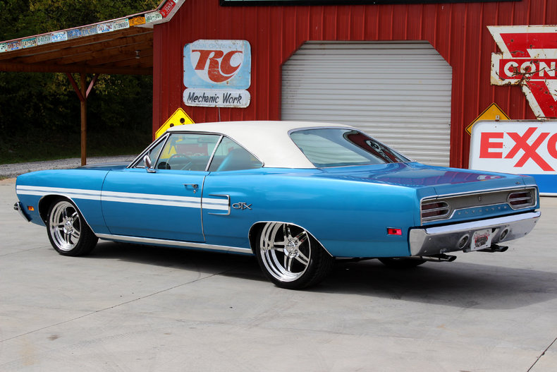 1970 Plymouth Gtx Classic Cars Amp Muscle Cars For Sale In
