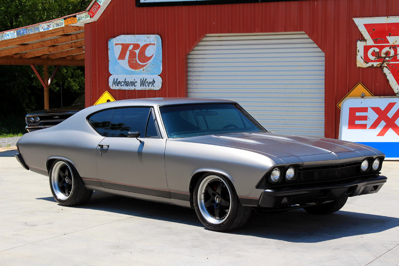 1968 Chevrolet Chevelle  Classic Cars  Muscle Cars For Sale in
