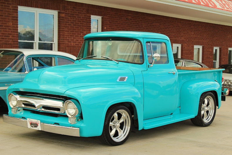 1956 Ford F100 For Sale Craigslist >> 1956 Ford F100 | Classic Cars & Muscle Cars For Sale in Knoxville TN