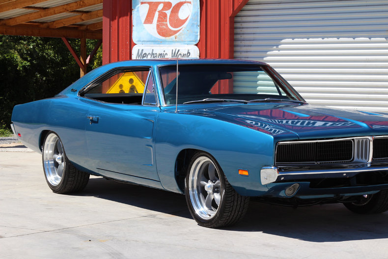 1969 Dodge Charger Classic Cars Amp Muscle Cars For Sale