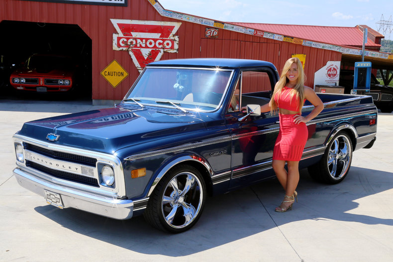 6 Door Truck For Sale >> 1969 Chevrolet C10 | Classic Cars & Muscle Cars For Sale ...