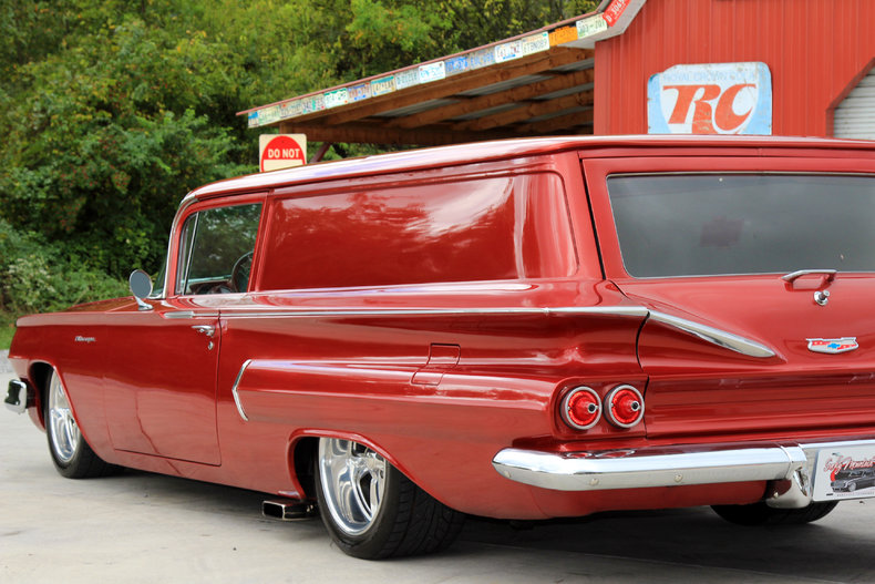 1960 Chevrolet Sedan Delivery Classic Cars Amp Muscle Cars