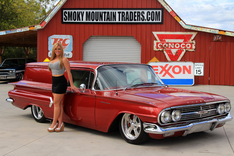 1960 Chevrolet Sedan Delivery | Classic Cars & Muscle Cars For Sale in ...