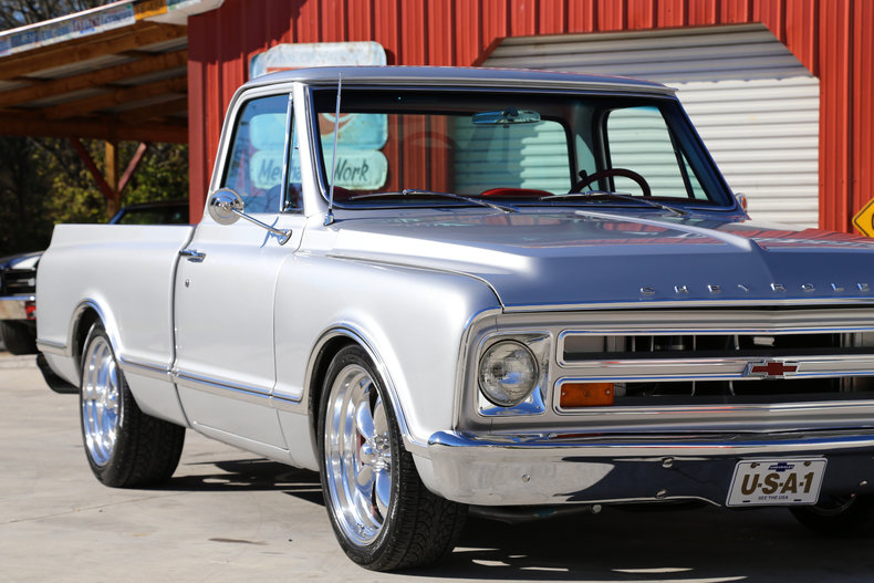 1968 Chevrolet C10 Classic Cars Amp Muscle Cars For Sale
