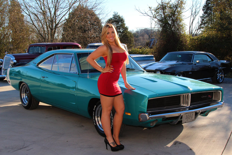 1969 Dodge Charger  Classic Cars  Muscle Cars For Sale in