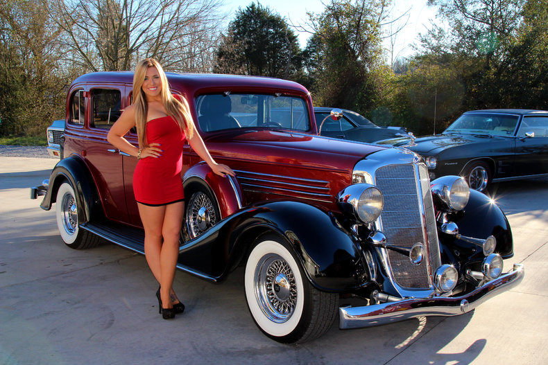 1935 Buick Series 50 Classic Cars Amp Muscle Cars For Sale
