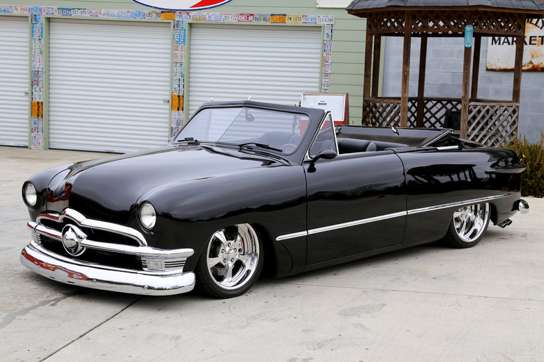 1950 Ford Custom V8 Classic Cars Amp Muscle Cars For Sale