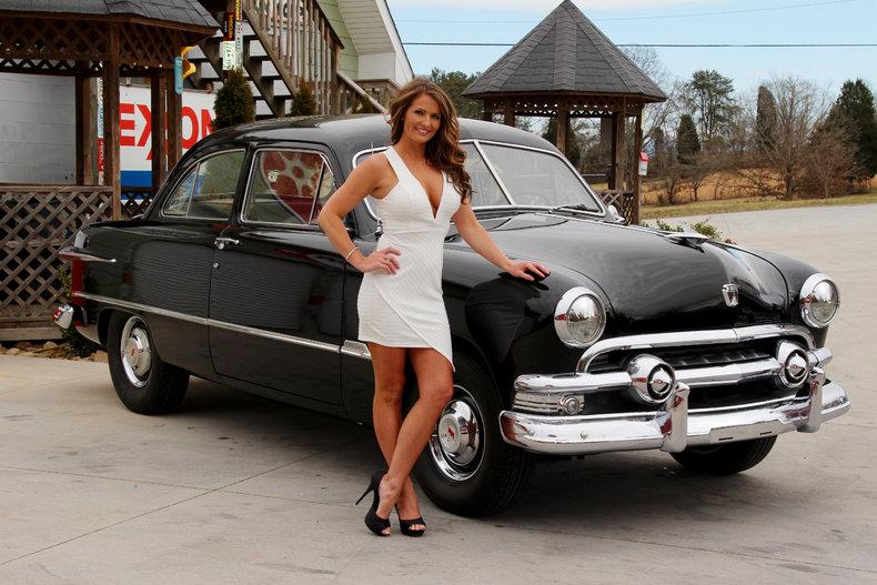 1951 Ford Custom V8  sc 1 st  Smoky Mountain Traders & 1951 Ford Custom V8 | Classic Cars u0026 Muscle Cars For Sale in ... markmcfarlin.com