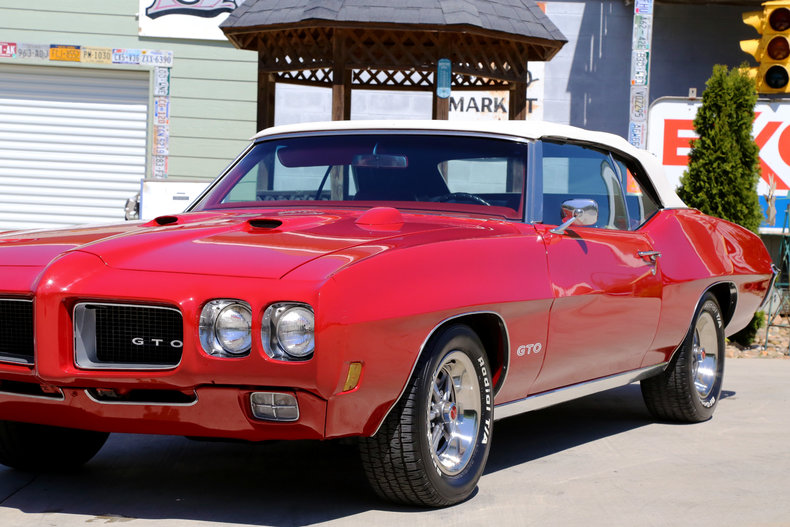 1970 pontiac gto classic cars muscle cars for sale in knoxville tn. Black Bedroom Furniture Sets. Home Design Ideas