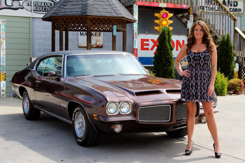 1971 Pontiac Gto Classic Cars Amp Muscle Cars For Sale In