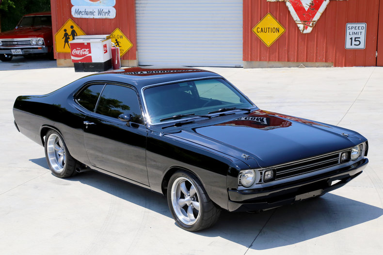 1972 dodge demon classic cars muscle cars for sale in. Black Bedroom Furniture Sets. Home Design Ideas