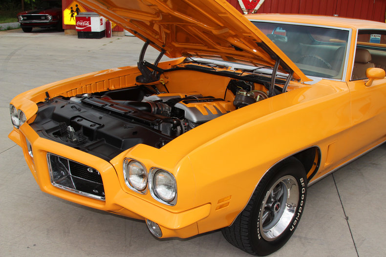 1972 pontiac gto classic cars muscle cars for sale in. Black Bedroom Furniture Sets. Home Design Ideas