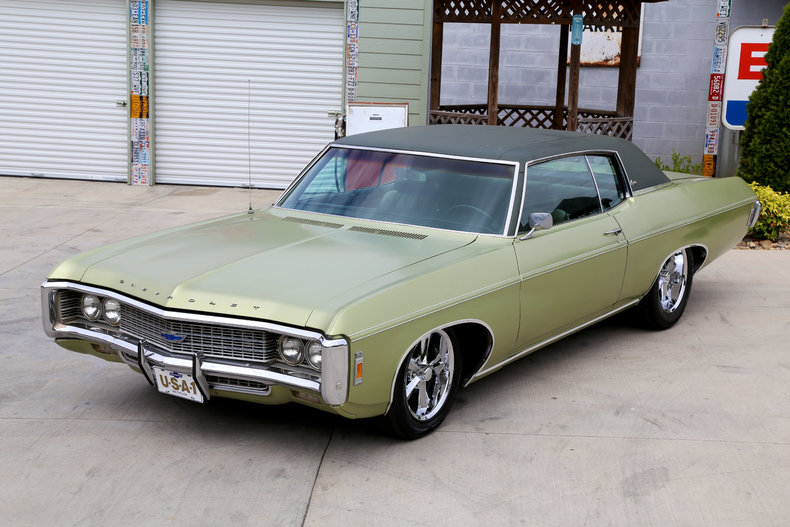 Cars For Sale Knoxville Tn >> 1969 Chevrolet Caprice | Classic Cars & Muscle Cars For Sale in Knoxville TN