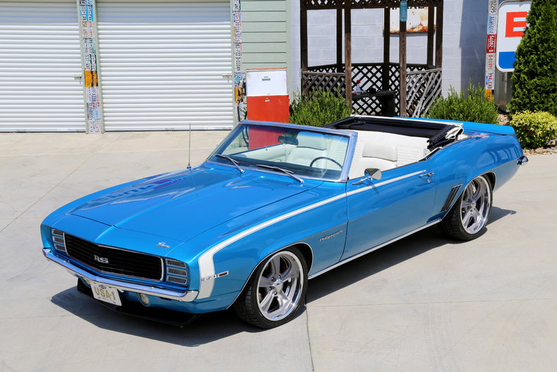 Chevrolet Camaro Classic Cars Muscle Cars For Sale In - 1969 camaro paint codes colors