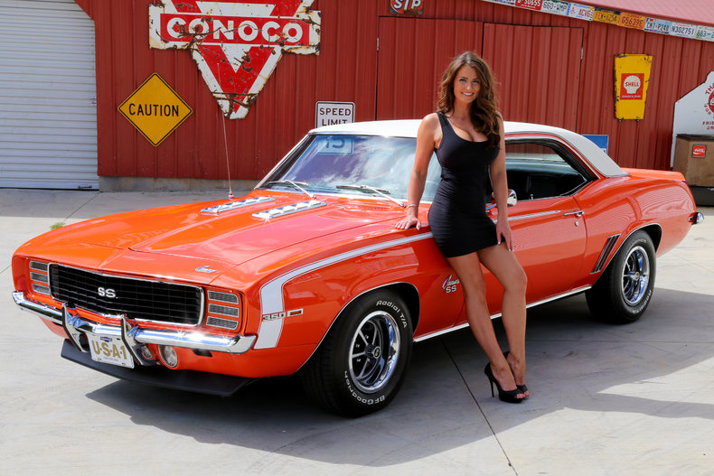 1969 Chevrolet Camaro Classic Cars Amp Muscle Cars For