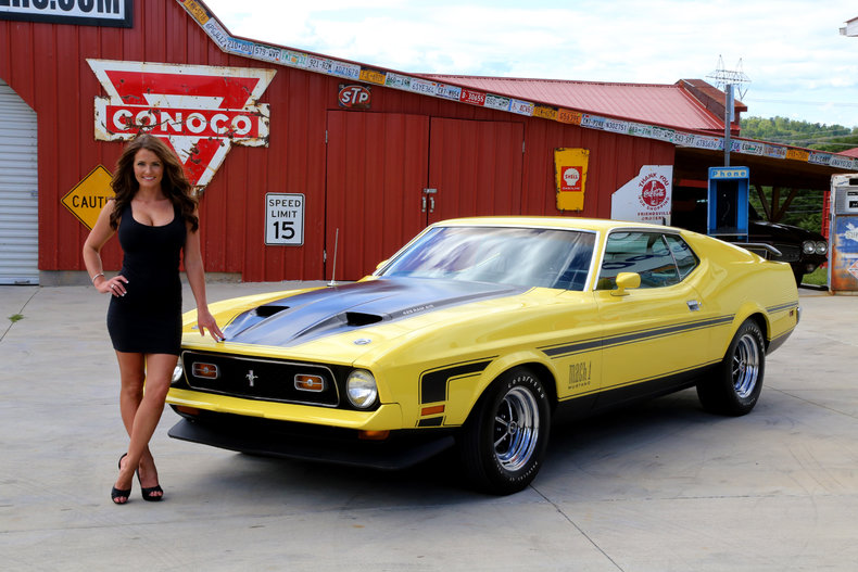 1971 Ford Mustang Classic Cars Amp Muscle Cars For Sale In