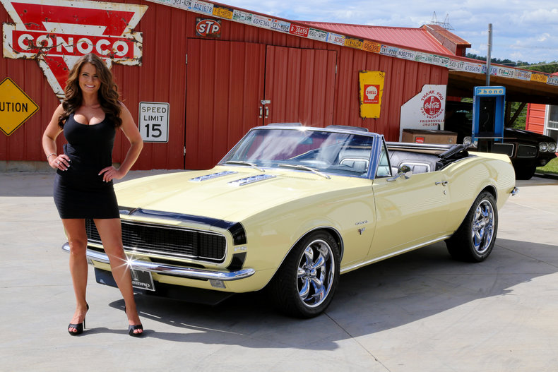 1967 Chevrolet Camaro Classic Cars Amp Muscle Cars For