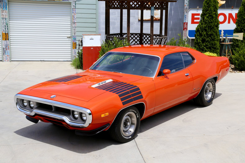 1972 Plymouth Road Runner   Classic Cars & Muscle Cars For ...