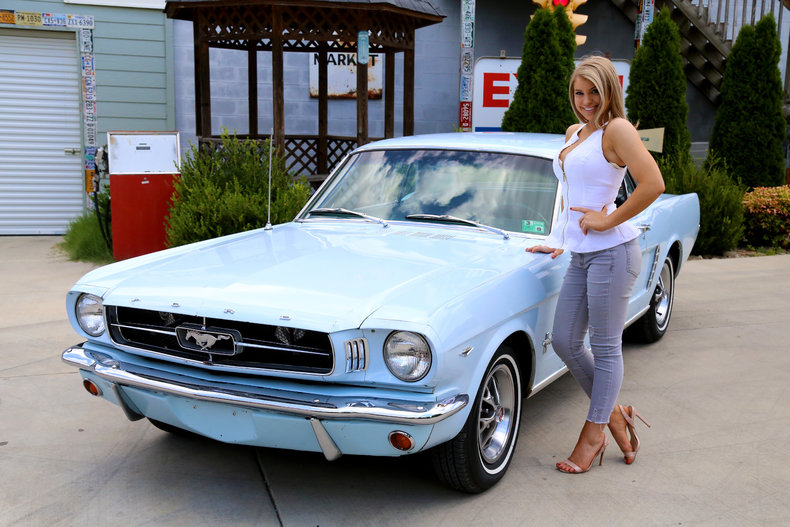 1965 Ford Mustang Classic Cars Amp Muscle Cars For Sale In