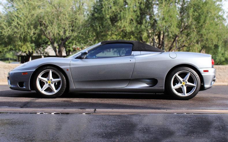 2003 Ferrari 360