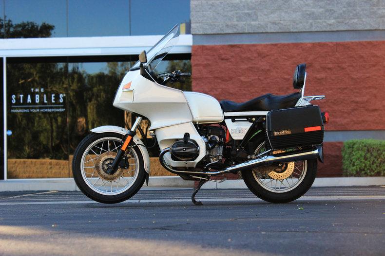 1983 BMW R100RT