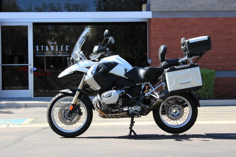 2008 BMW R1200GS