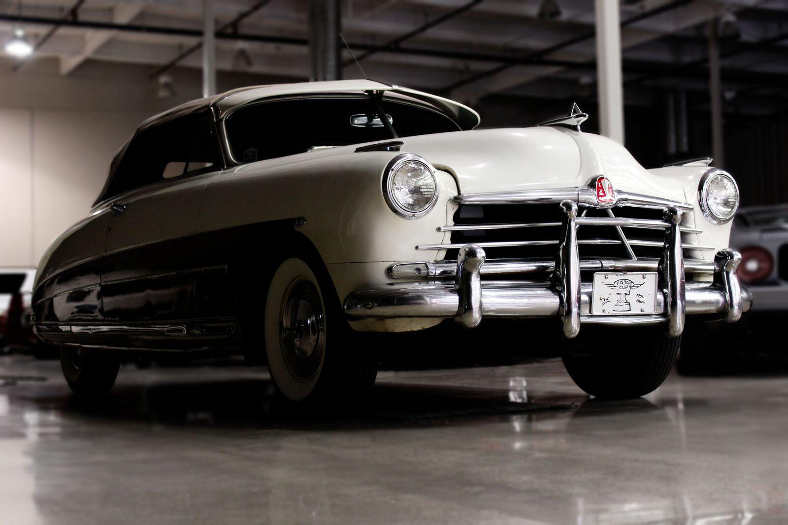 Steve McQueen's 1950 Hudson Commodore