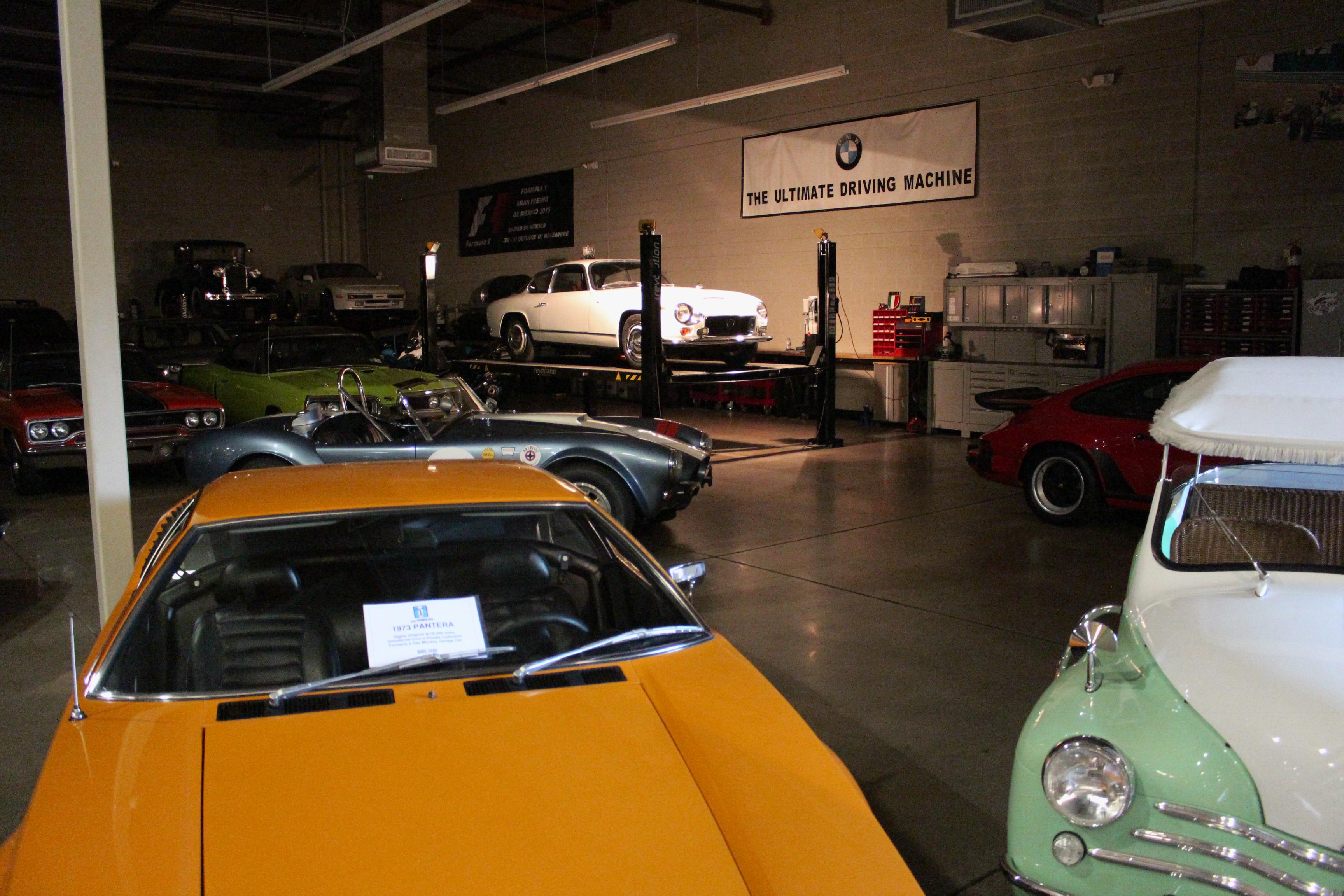 Pretty Lancia takes center stage