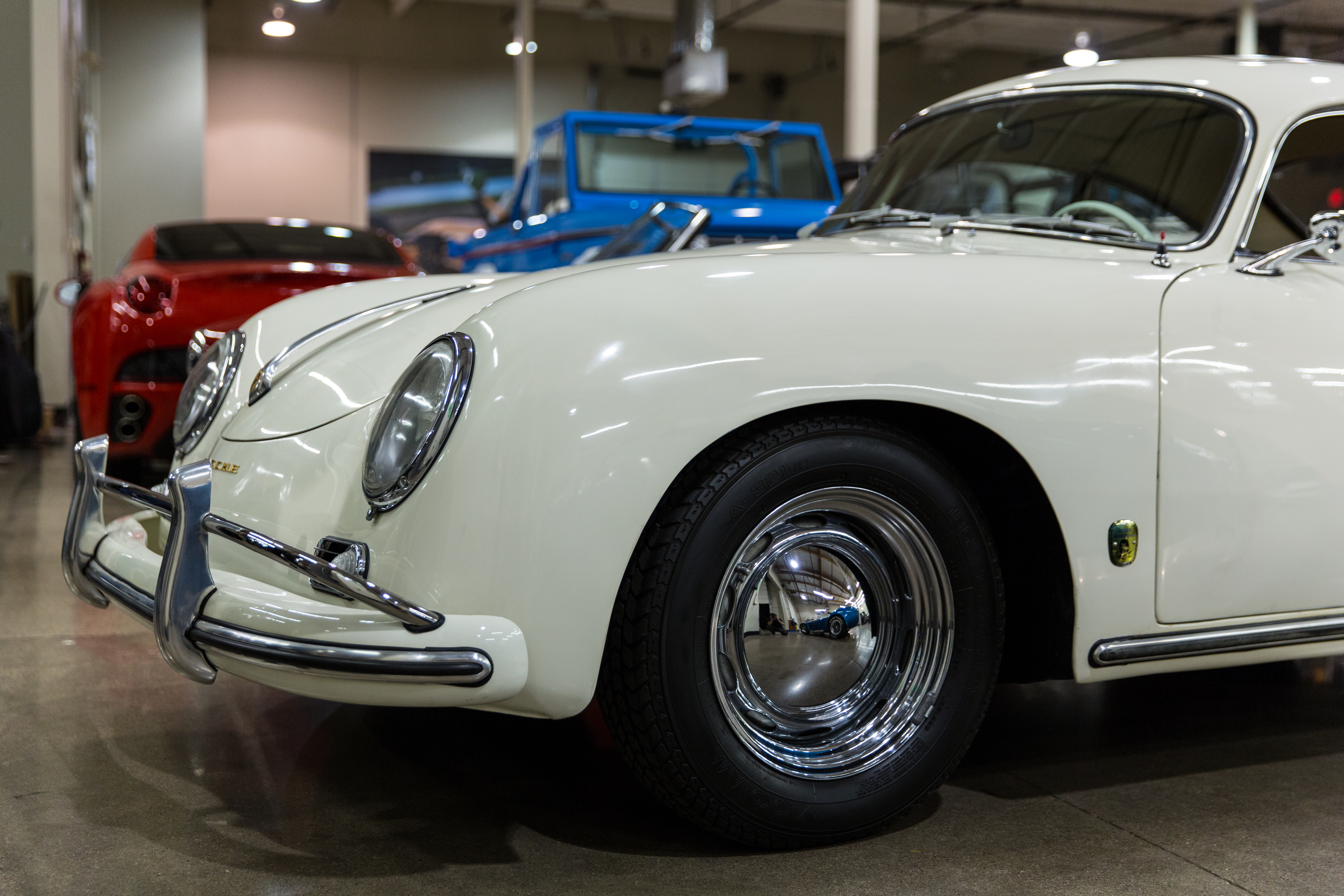 1957 356A 1600S Coupe