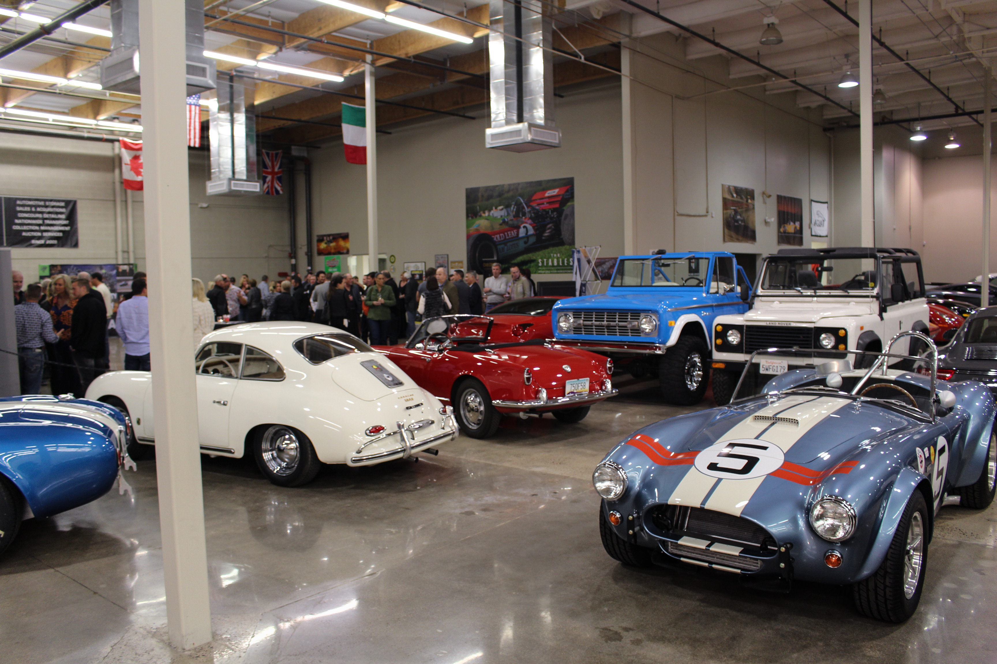Gallery | Classic & Collectible vehicle storage, maintenance ...