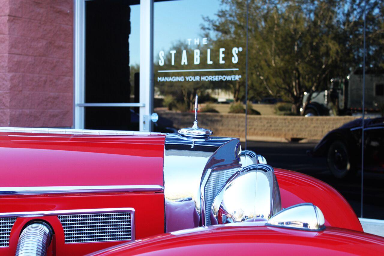 1937 Mercedes 540K