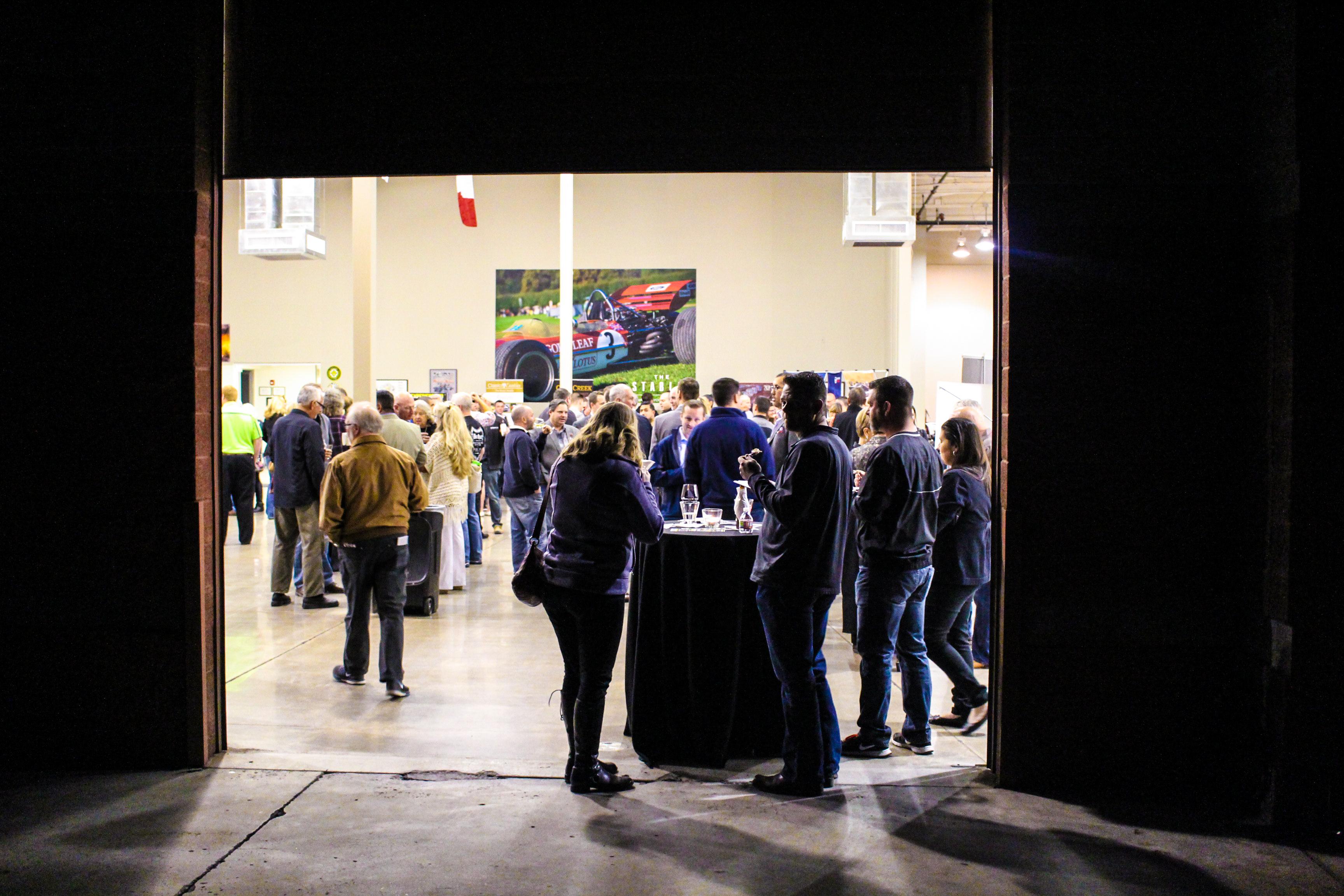Warm Days, cool nights, auction week in arizona