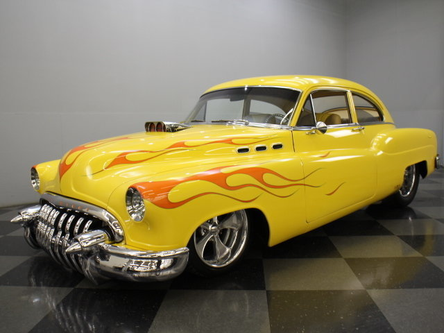 1950 Buick Sedanette