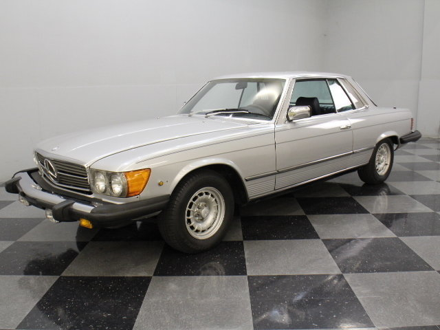 1980 Mercedes-Benz 450SLC