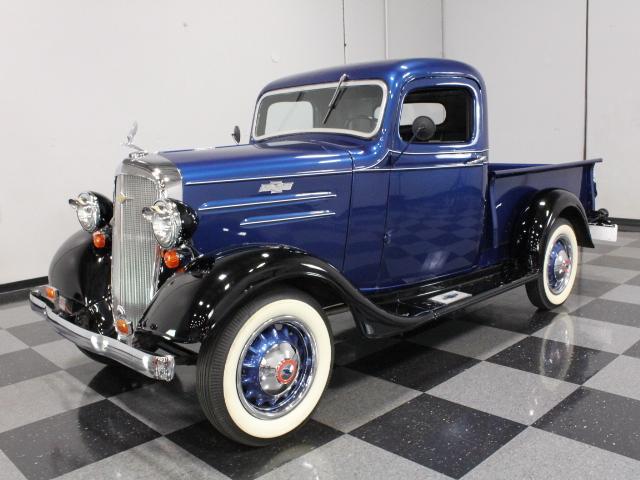 1936 Chevrolet Pickup Streetside Classics The Nation S