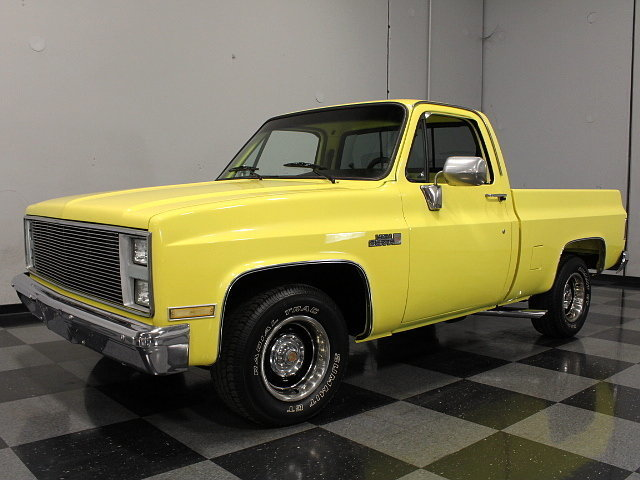 1985 GMC High Sierra