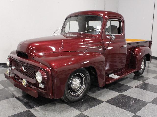 1953 International Truck