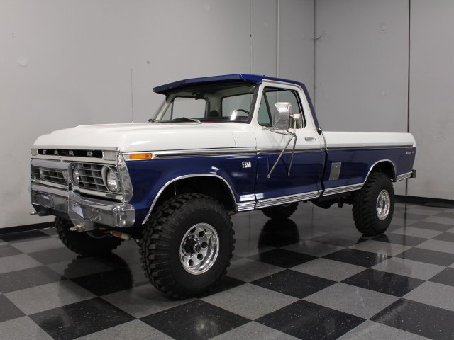 1973 Ford F-250