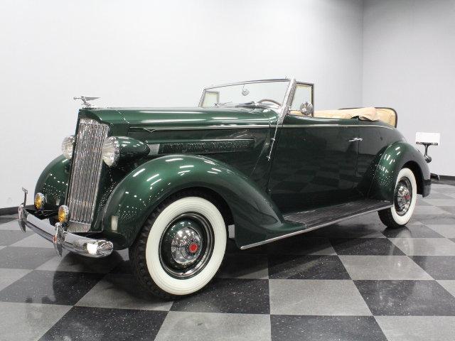 1937 Packard 115