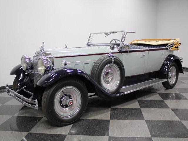 1930 Packard Custom 8