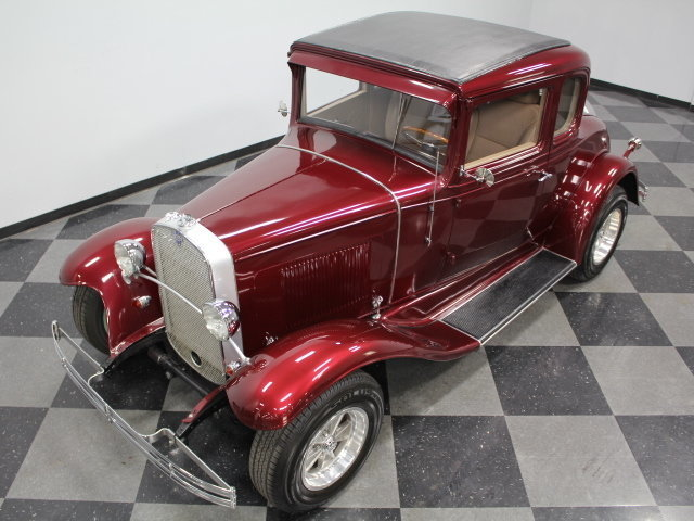 1931 chevrolet 5 window coupe streetside classics the for 1931 chevy 3 window coupe