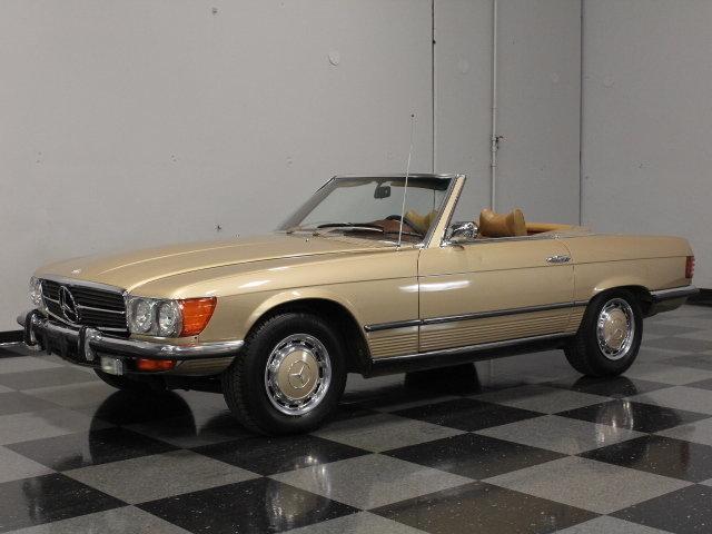 1973 Mercedes-Benz 450SL