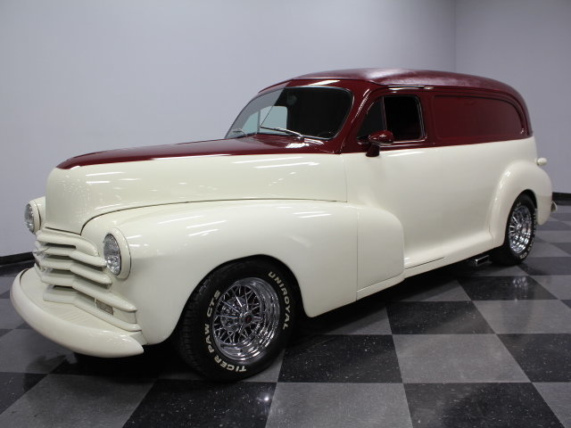 1947 Chevrolet Panel Delivery