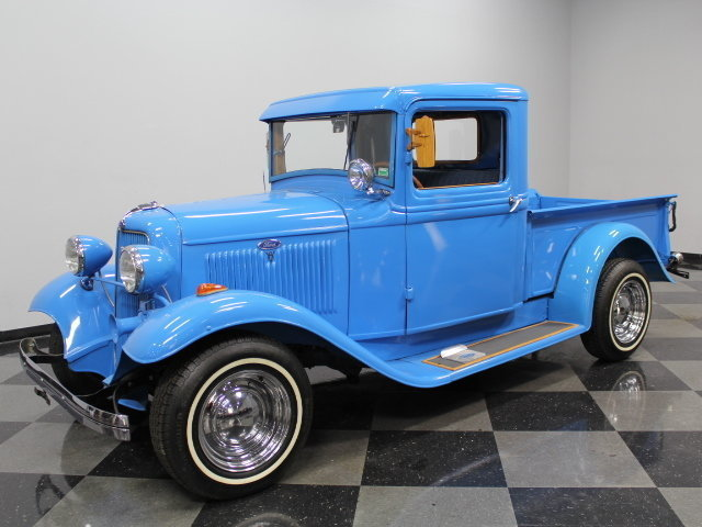1934 Ford F-1
