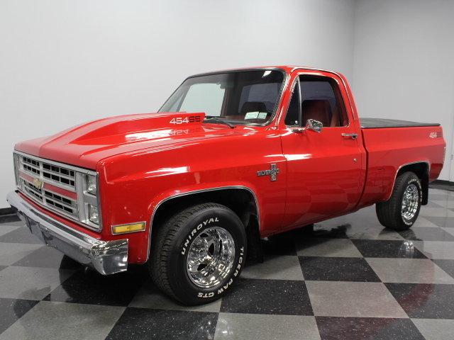 1987 Chevrolet 1/2 Ton Pickup