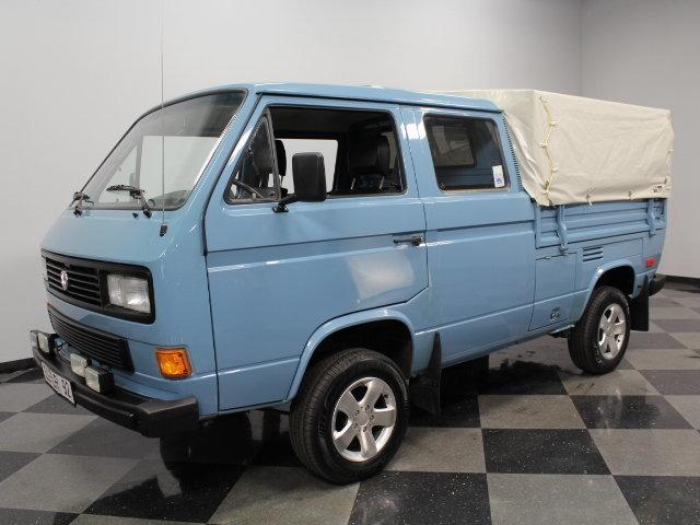 1986 Volkswagen Transporter