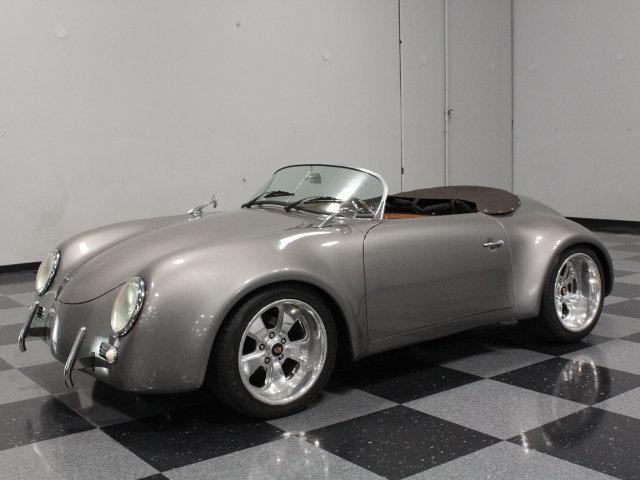 1968 Porsche 356 Replica